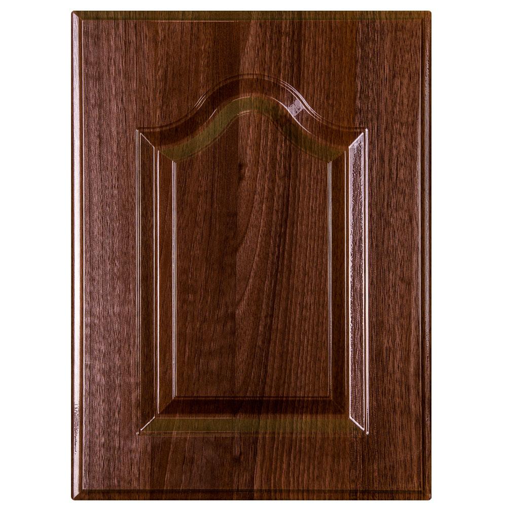 Las_Vegas_Cabinet_Doors_RTF_RT-14_CT-14_High_Gloss_Sienna_Walnut